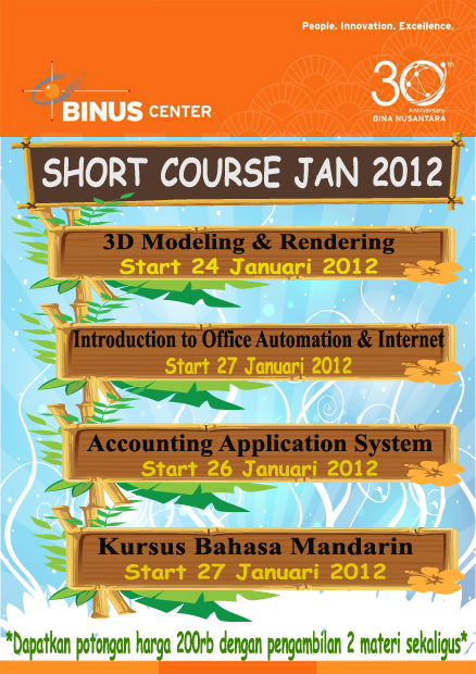 Short Course JAN 2012