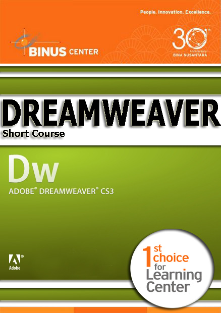 IT Training - Dreamweaver