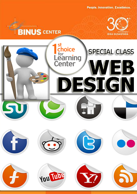 IT Training - Web Design rame