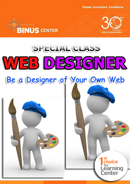 IT TRAINING - Web Designer pelukis