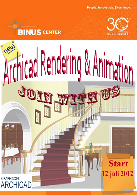 IT TRAINING_ARCHICAD 12 Juli 2012