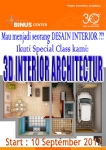 IT TRAINING_3D INTERIOR ARCHITECTUR