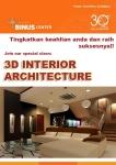 3D Interior Architecture
