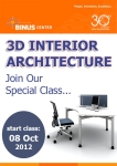 IT TRAINING_3D INTERIOR OKTOBER 2012