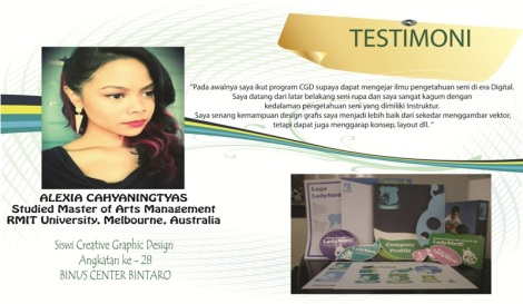 indo it training testimoni cgd