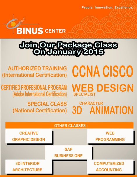 Package Class January 2015
